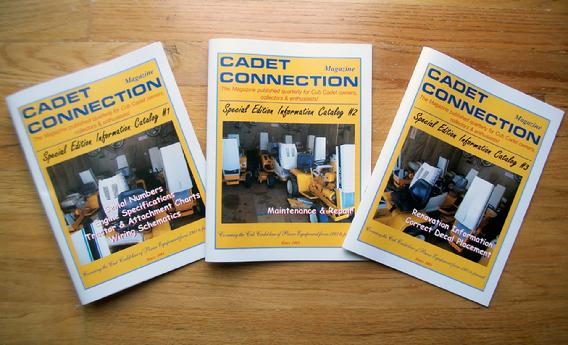 CADET CONNECTION on